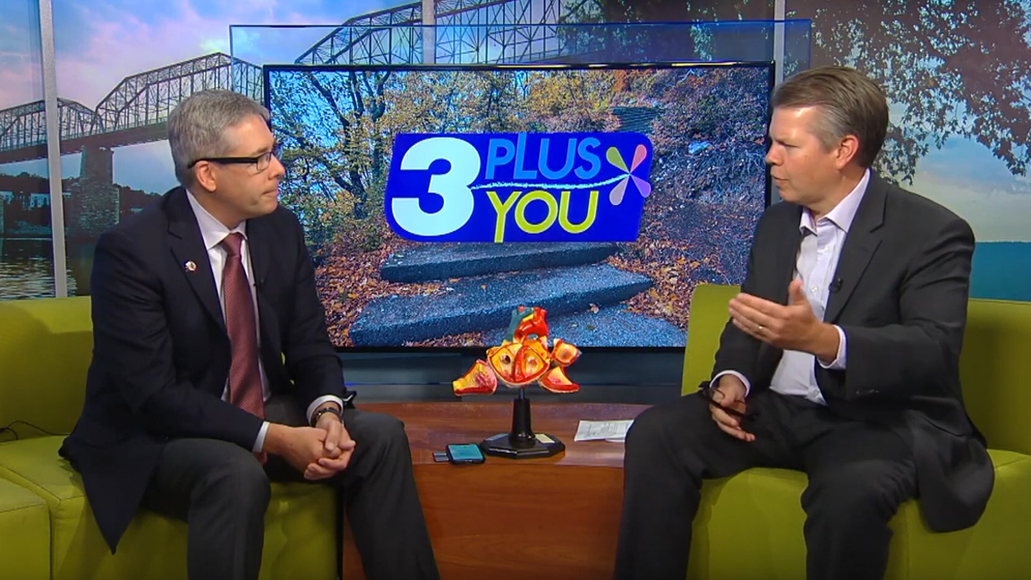 Dr. Jones explains AFib on 3 Plus You
