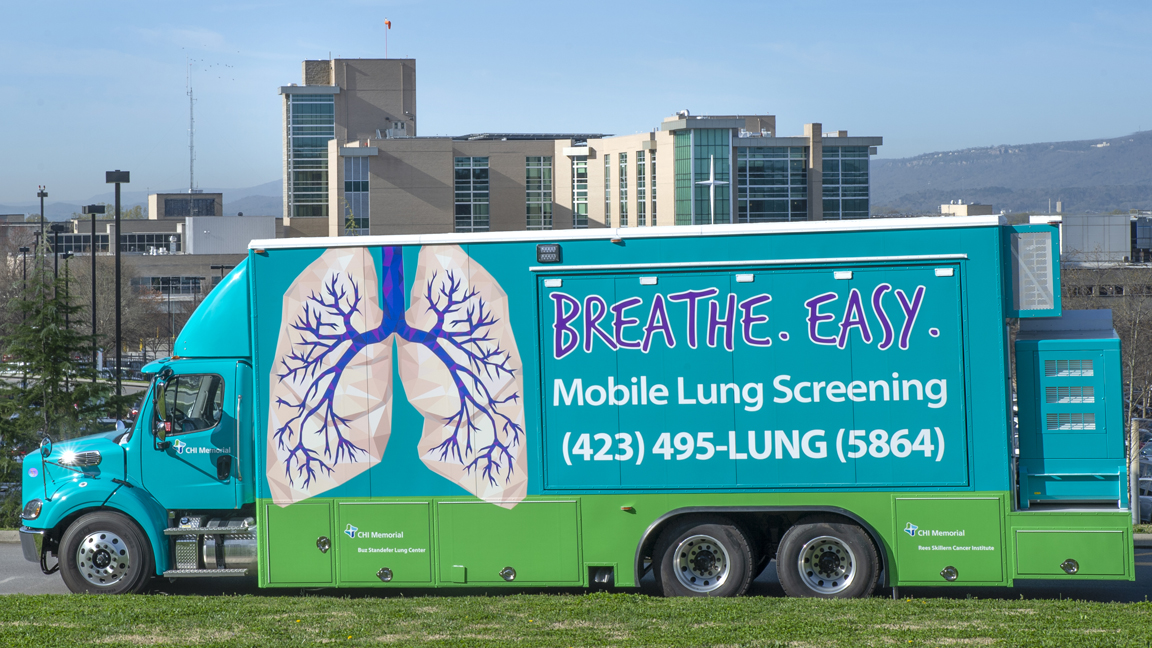 Breathe Easy Mobile Lung CT Coach