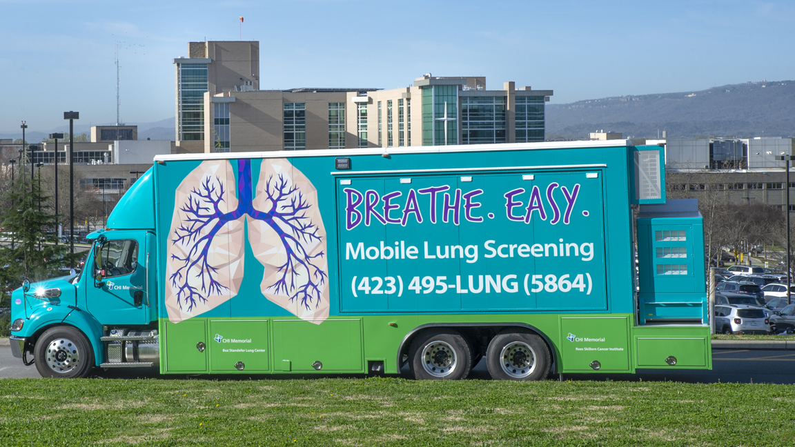 Breathe Easy Mobile Lung CT