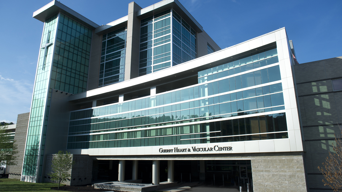Guerry Heart And Vascular Center Chi Memorial